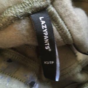 Pants - Lazy pants sweat pants